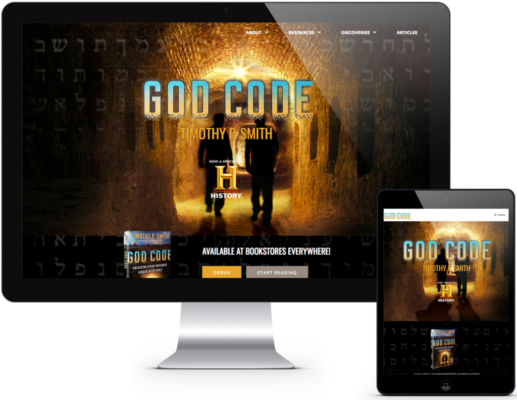 God Code Book Website